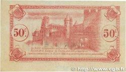 50 Centimes FRANCE régionalisme et divers CARCASSONNE 1917 JP.038.12 pr.NEUF