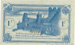 1 Franc FRANCE régionalisme et divers CARCASSONNE 1917 JP.038.13 TTB