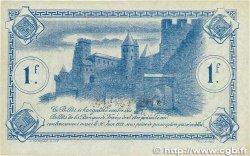 1 Franc FRANCE régionalisme et divers Carcassonne 1917 JP.038.14 pr.SPL