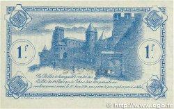 1 Franc FRANCE régionalisme et divers Carcassonne 1917 JP.038.14 SPL+
