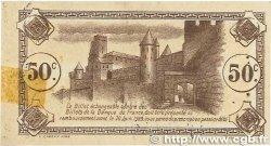 50 Centimes FRANCE régionalisme et divers Carcassonne 1920 JP.038.15 TTB+