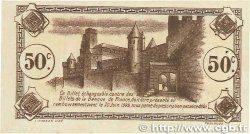 50 Centimes FRANCE régionalisme et divers Carcassonne 1920 JP.038.15 SUP+