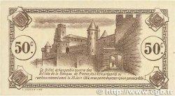 50 Centimes FRANCE régionalisme et divers Carcassonne 1920 JP.038.16 pr.NEUF