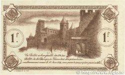 1 Franc FRANCE régionalisme et divers Carcassonne 1920 JP.038.17 pr.SPL