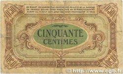 50 Centimes FRANCE régionalisme et divers RÉGION ÉCONOMIQUE DU CENTRE 1918 JP.040.05 B+