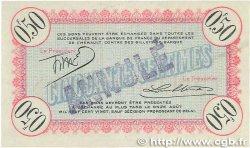 50 Centimes FRANCE régionalisme et divers Cette, actuellement Sete 1915 JP.041.03 SPL+