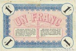 1 Franc FRANCE régionalisme et divers Cette, actuellement Sete 1915 JP.041.05 TTB