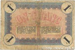 1 Franc FRANCE régionalisme et divers CETTE actuellement SÈTE 1915 JP.041.14 B