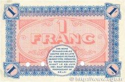 1 Franc FRANCE régionalisme et divers Châlon-Sur-Saône, Autun et Louhans 1916 JP.042.05 SUP