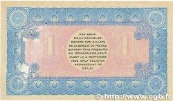 1 Franc FRANCE régionalisme et divers Chambéry 1915 JP.044.01 pr.TTB