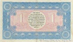 1 Franc FRANCE régionalisme et divers CHAMBÉRY 1915 JP.044.01 TTB