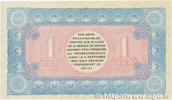 1 Franc FRANCE régionalisme et divers CHAMBÉRY 1915 JP.044.01 TTB+