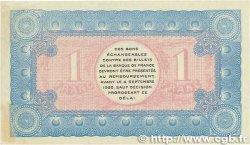 1 Franc FRANCE régionalisme et divers Chambéry 1915 JP.044.01 SUP+