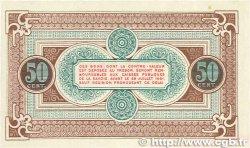 50 Centimes FRANCE régionalisme et divers Chambéry 1916 JP.044.07 pr.SPL