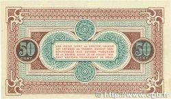 50 Centimes FRANCE régionalisme et divers Chambéry 1916 JP.044.07 pr.NEUF