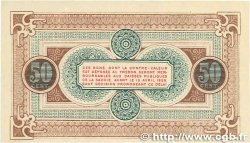 50 Centimes FRANCE régionalisme et divers CHAMBÉRY 1920 JP.044.11 pr.NEUF