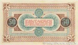 50 Centimes FRANCE régionalisme et divers Chambéry 1920 JP.044.12 SPL+