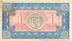 1 Franc FRANCE régionalisme et divers CHAMBÉRY 1920 JP.044.14 TTB+