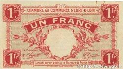 1 Franc FRANCE régionalisme et divers Chartres 1915 JP.045.03 SPL
