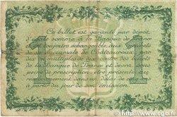 1 Franc FRANCE régionalisme et divers Chateauroux 1915 JP.046.06 B+