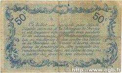 50 Centimes FRANCE régionalisme et divers Chateauroux 1916 JP.046.14 B