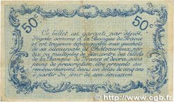 50 Centimes FRANCE régionalisme et divers CHATEAUROUX 1916 JP.046.14 TB