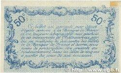 50 Centimes FRANCE régionalisme et divers CHATEAUROUX 1916 JP.046.14 TTB+