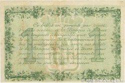 1 Franc FRANCE régionalisme et divers Chateauroux 1916 JP.046.17 TB