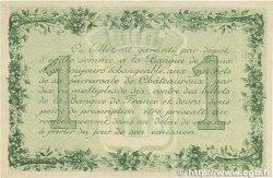 1 Franc FRANCE régionalisme et divers CHATEAUROUX 1916 JP.046.17 TTB