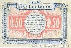 50 Centimes FRANCE régionalisme et divers Chateauroux 1918 JP.046.18 TTB+
