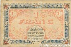 1 Franc FRANCE régionalisme et divers CHATEAUROUX 1918 JP.046.19 TTB