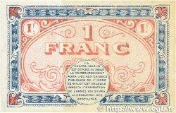 1 Franc FRANCE régionalisme et divers Chateauroux 1918 JP.046.19 pr.SPL