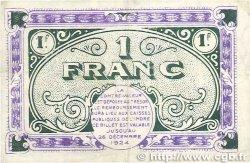 1 Franc FRANCE régionalisme et divers Chateauroux 1919 JP.046.21 TTB
