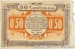 50 Centimes FRANCE régionalisme et divers Chateauroux 1920 JP.046.22 TB+