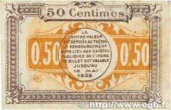 50 Centimes FRANCE régionalisme et divers CHATEAUROUX 1920 JP.046.22 TTB
