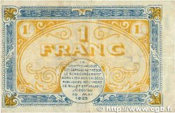 1 Franc FRANCE regionalism and miscellaneous Chateauroux 1920 JP.046.23 VF-