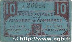 10 Centimes FRANCE régionalisme et divers Chateauroux 1918 JP.046.32 TTB