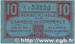 10 Centimes FRANCE régionalisme et divers CHATEAUROUX 1918 JP.046.32 pr.NEUF