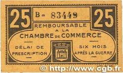 25 Centimes FRANCE régionalisme et divers Chateauroux 1918 JP.046.33 pr.NEUF