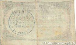 1 Franc FRANCE régionalisme et divers Clermont-Ferrand, Issoire 1918 JP.048.01 pr.TTB
