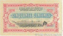 50 Centimes FRANCE régionalisme et divers Cognac 1917 JP.049.06 SUP+