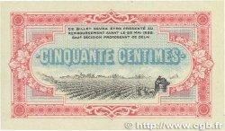 50 Centimes FRANCE régionalisme et divers COGNAC 1917 JP.049.06 pr.NEUF
