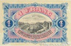 1 Franc FRANCE régionalisme et divers COGNAC 1917 JP.049.08 TTB+