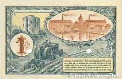 1 Franc FRANCE régionalisme et divers CORBEIL 1920 JP.050.04 SUP+
