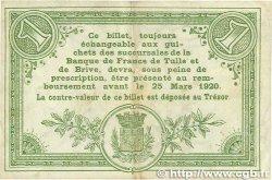 1 Franc FRANCE régionalisme et divers  1915 JP.051.16var. TB+