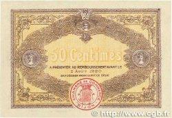 50 Centimes FRANCE régionalisme et divers DIJON 1915 JP.053.01 TTB