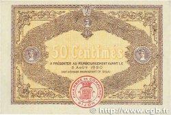 50 Centimes FRANCE régionalisme et divers DIJON 1915 JP.053.01 SUP
