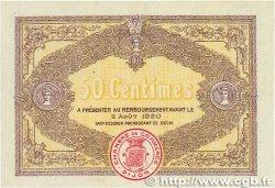 50 Centimes FRANCE régionalisme et divers DIJON 1915 JP.053.01 pr.NEUF