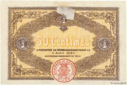 50 Centimes FRANCE régionalisme et divers Dijon 1915 JP.053.02 SUP