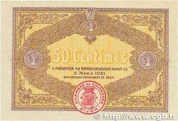 50 Centimes FRANCE régionalisme et divers DIJON 1916 JP.053.07 SUP